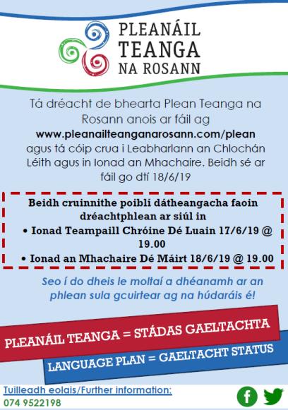 Póstaer Gaeilge